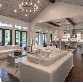 40 Comfy and Luxurious Living Room You Need to See 17