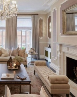 40 Comfy and Luxurious Living Room You Need to See 35
