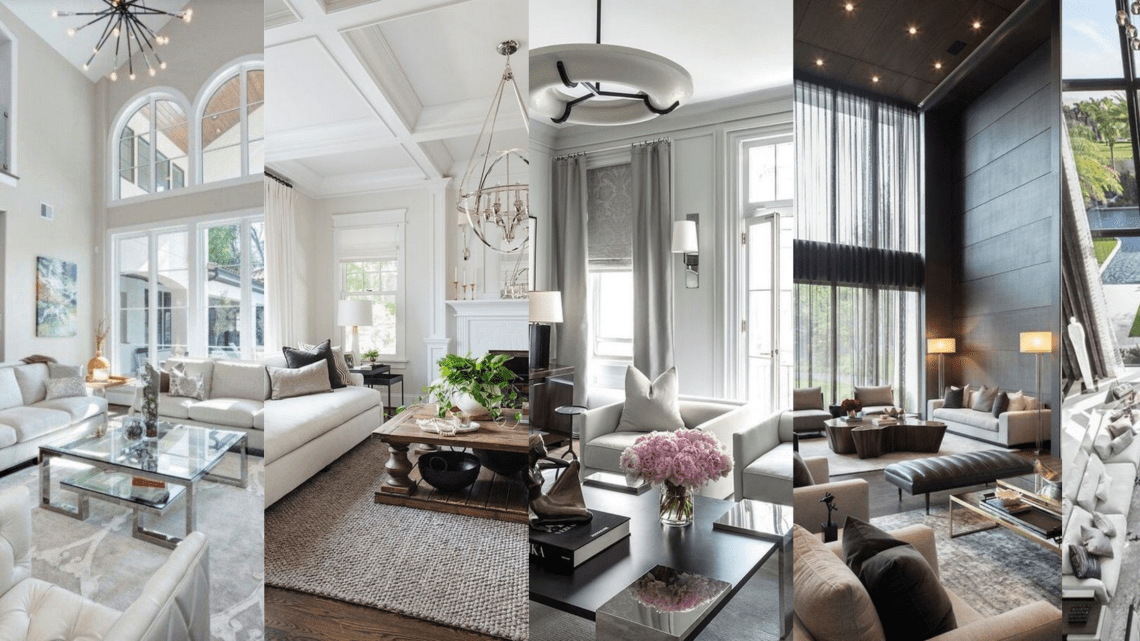 40 Comfy and Luxurious Living Room You Need to See