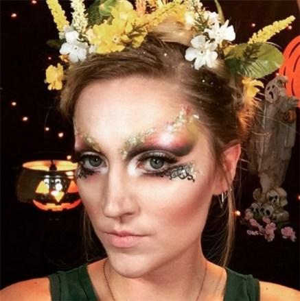 40 Fairy Fantasy Makeup for Halloween Party Ideas 07