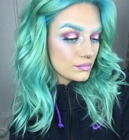 40 Fairy Fantasy Makeup for Halloween Party Ideas 11