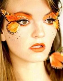40 Fairy Fantasy Makeup for Halloween Party Ideas 13