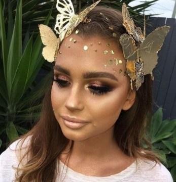40 Fairy Fantasy Makeup for Halloween Party Ideas 14