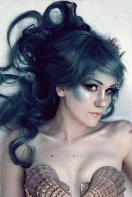 40 Fairy Fantasy Makeup for Halloween Party Ideas 15