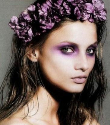 40 Fairy Fantasy Makeup for Halloween Party Ideas 20