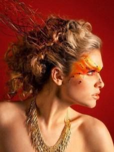 40 Fairy Fantasy Makeup for Halloween Party Ideas 35