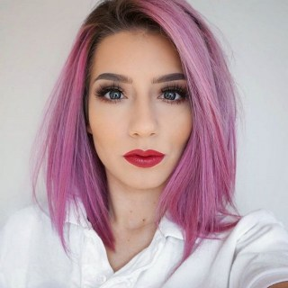 40 Fantastic Hair Color Combinations You Need To See 06