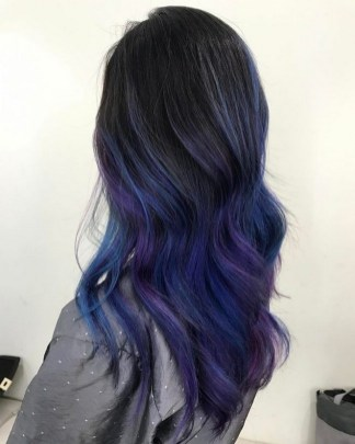 40 Fantastic Hair Color Combinations You Need To See 20