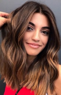 40 Fantastic Hair Color Combinations You Need To See 22