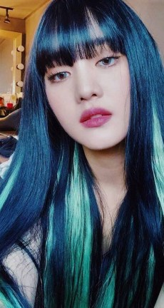 40 Fantastic Hair Color Combinations You Need To See 24