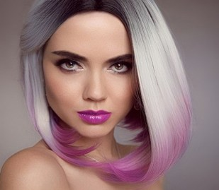 40 Fantastic Hair Color Combinations You Need To See 38
