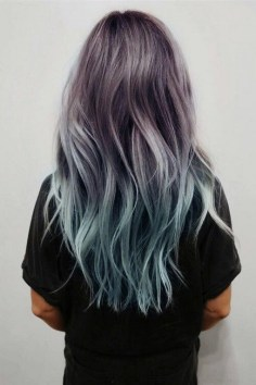 40 Fantastic Hair Color Combinations You Need To See 39