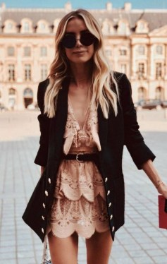 50 Dresses with Belt Styles Ideas 14