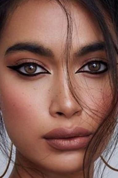 50 Ideas Brown Eyes Makeup Looks 2