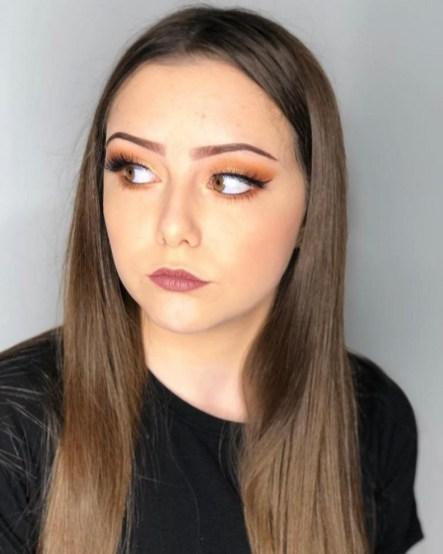 50 Ideas Brown Eyes Makeup Looks 30