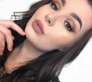 50 Ideas Brown Eyes Makeup Looks 44