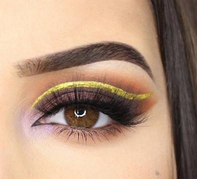 50 Ideas Brown Eyes Makeup Looks 46