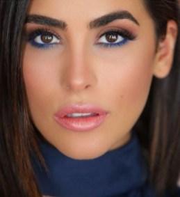 50 Ideas Brown Eyes Makeup Looks 8