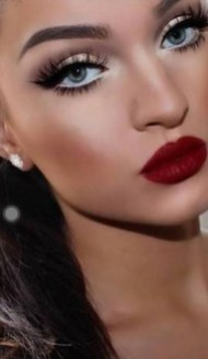 50 Shimmering Eye Makeup for Party Ideas 10