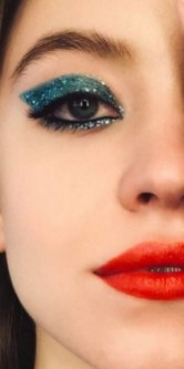 50 Shimmering Eye Makeup for Party Ideas 19