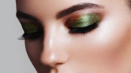 50 Shimmering Eye Makeup for Party Ideas 48