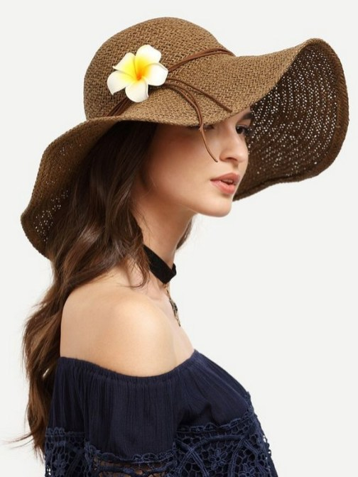 50 Ways to Protect Your Skin From The Sun With Stylish Hats 04