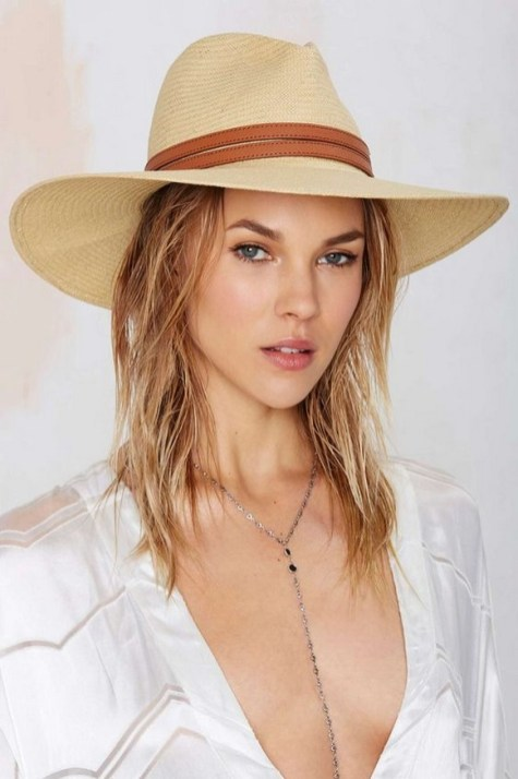 50 Ways to Protect Your Skin From The Sun With Stylish Hats 20