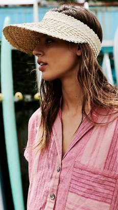 50 Ways to Protect Your Skin From The Sun With Stylish Hats 25