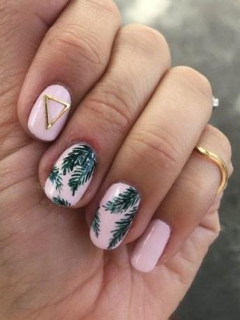 53 Ideas Fresh New Look Tropical Nail Designs 13