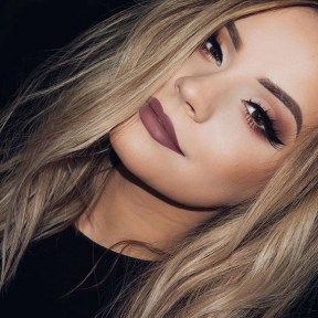 60 Lovely Makeup For Valentines Day Look Ideas 11