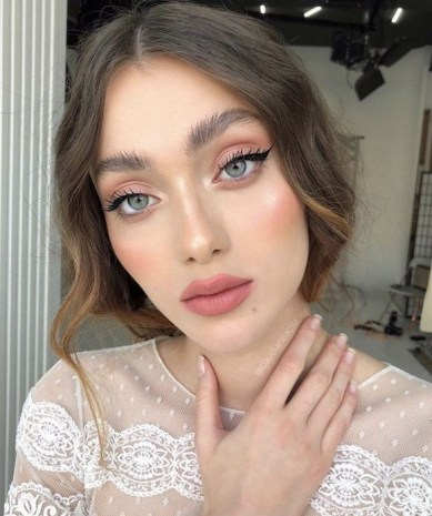 60 Lovely Makeup For Valentines Day Look Ideas 21