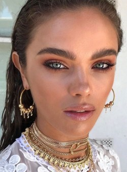 60 Lovely Makeup For Valentines Day Look Ideas 28