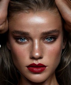 60 Lovely Makeup For Valentines Day Look Ideas 40