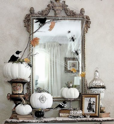 60 Nice Home Decor to Make Your House Stand Out This Halloween 44