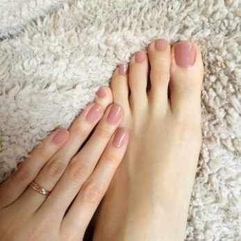 50 Ideas lovely Pink Toe Nail Art for Valentines Day 33