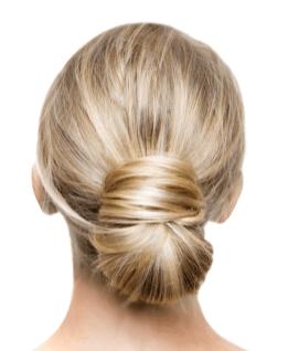 50 Stunning Classy Clean Bun Hairstyles Ideas 01