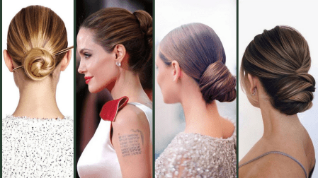 50 Stunning Classy Clean Bun Hairstyles Ideas