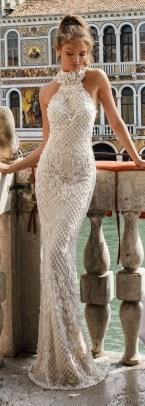 60 Victorian Styles Neckline for Wedding Dress Ideas 37