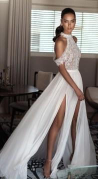 60 Victorian Styles Neckline for Wedding Dress Ideas 42