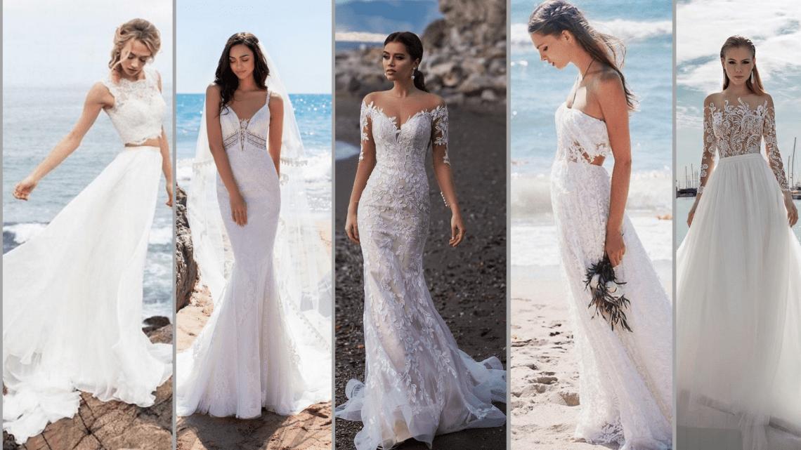 70 The Most Perfect Beach Wedding Dress Ideas
