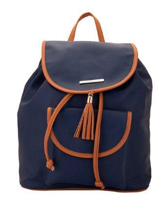 Lapis O Lupo Backpack Handbag