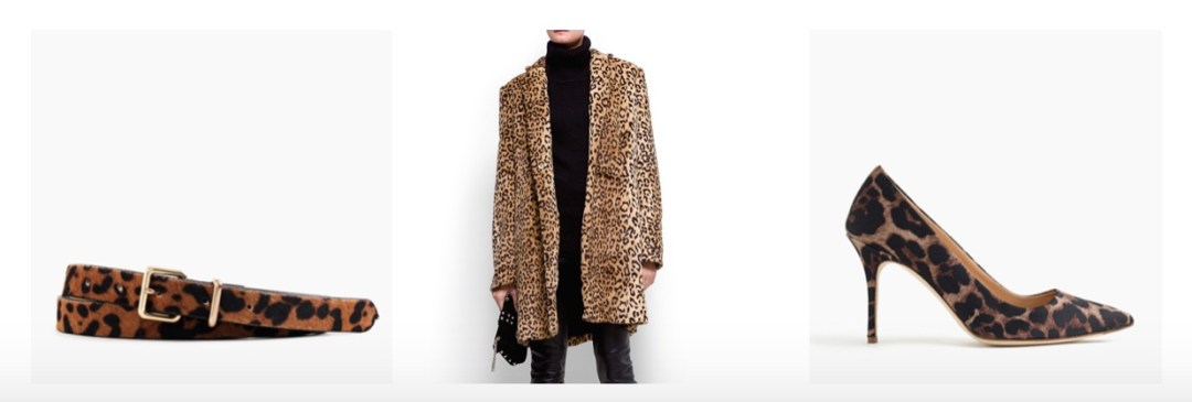 leopard print for fall
