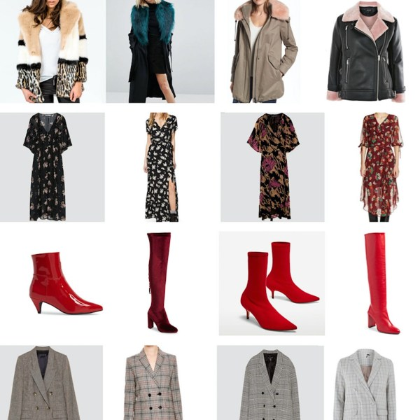 fall fashion, fall style, shopping guide, fall trends