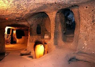 Turkey - Cappadoce - Kaymakli - Underground City