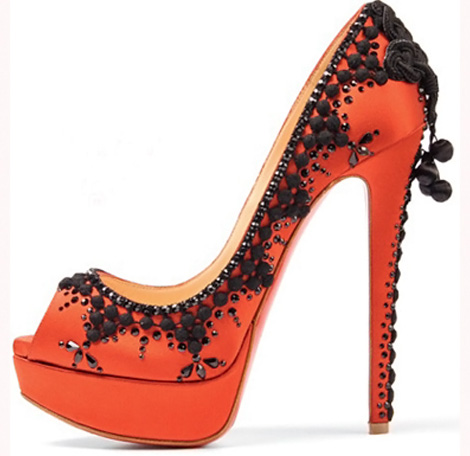 Christian Louboutin Spring 2012 Shoes Collection