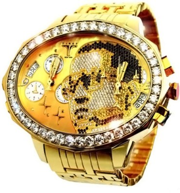 Kanye West Golden Tiret Watch