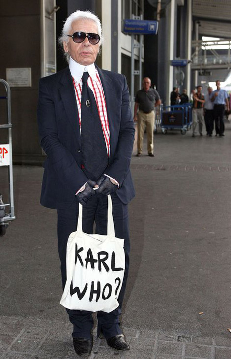 Lagerfeld Karl Who Bag