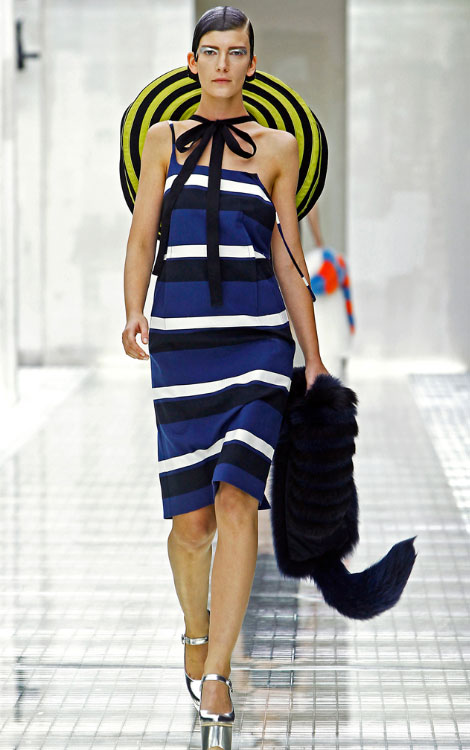 Prada SS 2011 collection