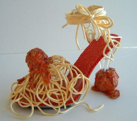 Spaghetti Stiletto