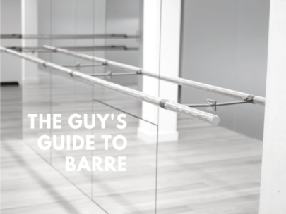 Workout 101: A Guy's Guide to Barre Class